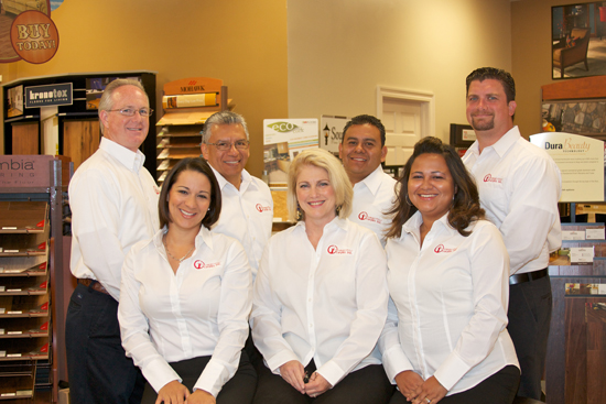 Let our team help find the right flooring for you!